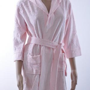 竹纤维儿童大码浴袍 男女儿童浴袍批发