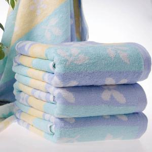 70*140 成人竹纤维浴巾 超吸水抗菌除臭 加厚浴巾批发