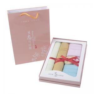 妇女节礼品 毛巾家庭套装