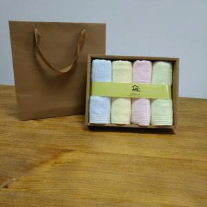 竹纤维毛巾礼品 商务礼品 保险礼品