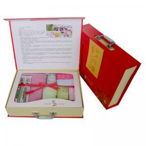竹纤维浴巾毛巾礼品套装 牙刷+竹醋皂+压缩毛巾