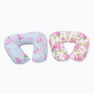 竹炭U型枕头 护颈椎枕头