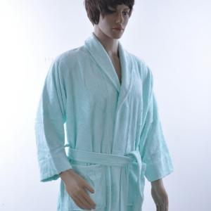 竹纤维男士浴袍 竹纤维浴袍 成人割绒浴袍 酒店浴袍 厂家直销