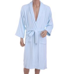 竹纤维浴袍 男士竹纤维浴袍