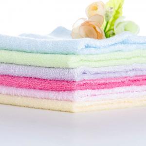 竹纤维小方巾 婴儿洗脸巾