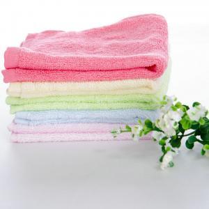 全竹纤维小方巾