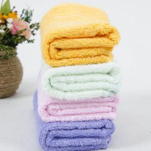 竹纤维美容巾